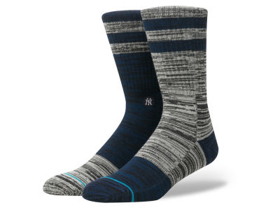 New York Yankees Stance MLB Greystone Crew Socks