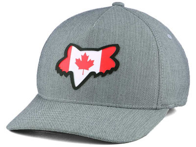 Canada Fox Racing Flag Fox Flex Cap