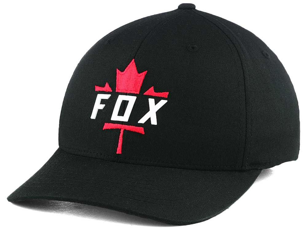 4d1d7b330a Canada Fox Racing Youth Leaf Moth Flex Cap