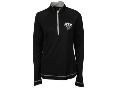 Atlanta Falcons NFL Women's Super Bowl LI Bound Evolve 1/4 Zip