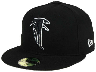 Atlanta Falcons New Era NFL Chase Basic Fitted 59FIFTY Cap
