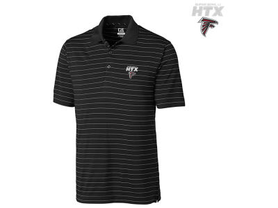 Atlanta Falcons Cutter & Buck NFL Men's Super Bowl LI Bound Franklin Polo Shirt