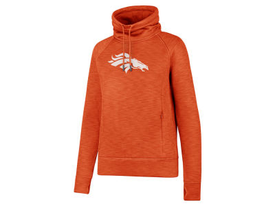 Denver Broncos '47 NFL Women's Shade Funnel Sweatshirt