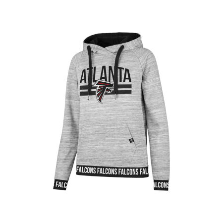Atlanta Falcons '47 NFL Women's Revolve Hooded Sweatshirt