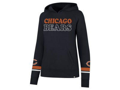 Chicago Bears '47 NFL Women's Throwback Hooded Sweatshirt