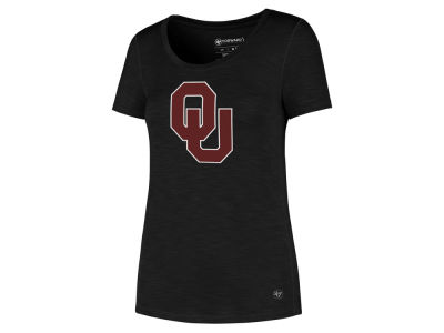 Oklahoma Sooners '47 NCAA Women's Forward Microlite Shade T-Shirt