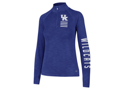 Kentucky Wildcats '47 NCAA Women's Forward Microlite Shade Quarter Zip Pullover