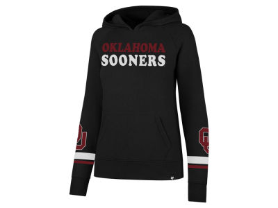 Oklahoma Sooners '47 NCAA Women's Throwback Fleece Hoodie