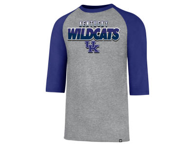 Kentucky Wildcats '47 NCAA Men's Club Raglan T-Shirt