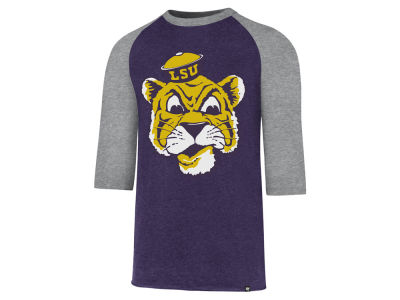 LSU Tigers '47 NCAA Men's Club Raglan T-Shirt