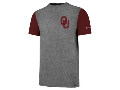Oklahoma Sooners '47 NCAA Men's Double Rundown T-Shirt