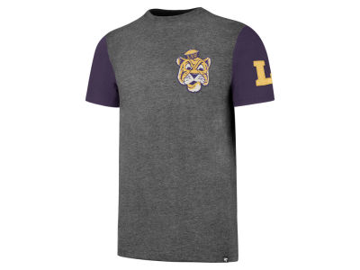 LSU Tigers '47 NCAA Men's Double Rundown T-Shirt