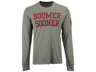 Oklahoma Sooners '47 NCAA Men's Fieldhouse Long Sleeve T-Shirt