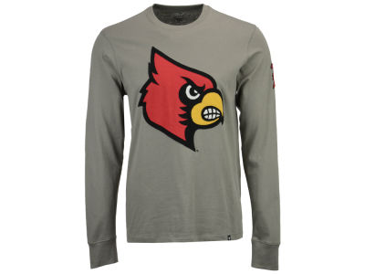 Louisville Cardinals '47 NCAA Men's Fieldhouse Long Sleeve T-Shirt
