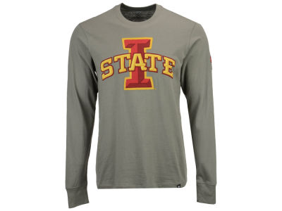Iowa State Cyclones '47 NCAA Men's Fieldhouse Long Sleeve T-Shirt