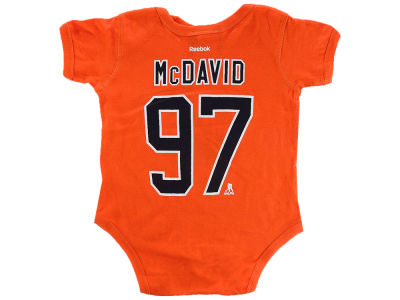 Edmonton Oilers Outerstuff NHL Newborn Creeper