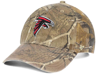 Atlanta Falcons '47 NFL Realtree '47 CLEAN UP Cap