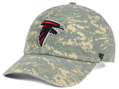 Atlanta Falcons '47 NFL Digi Camo '47 CLEAN UP Cap
