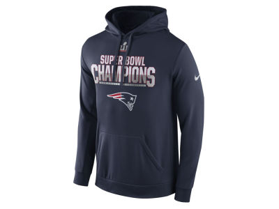 New England Patriots Nike NFL Men's Super Bowl LI Champ Parade Hoodie
