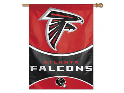 Atlanta Falcons 27x37 Vertical Flag