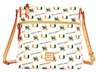 Miami Hurricanes Dooney & Bourke Crossbody Purse
