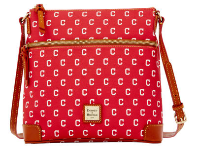 Cleveland Indians Dooney & Bourke Crossbody Purse