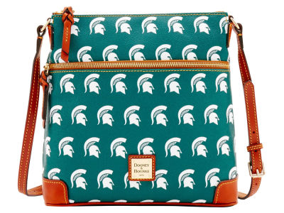 Michigan State Spartans Dooney & Bourke Crossbody Purse