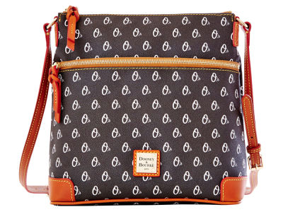 Baltimore Orioles Dooney & Bourke Crossbody Purse