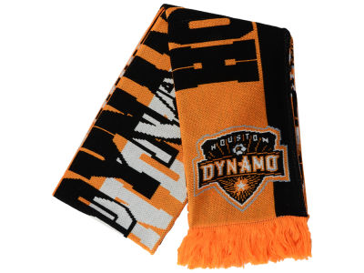 Houston Dynamo adidas MLS Jacquard All Over Scarf