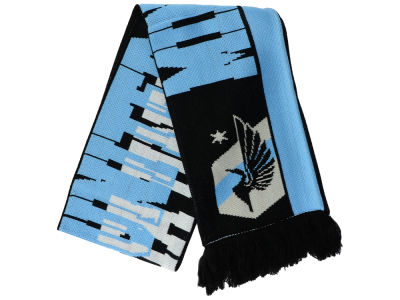 Minnesota United FC adidas MLS Jacquard All Over Scarf