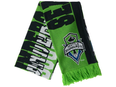 Seattle Sounders FC MLS Jacquard All Over Scarf