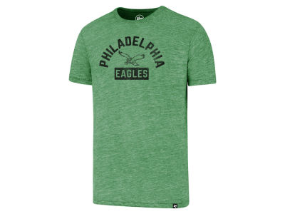 Philadelphia Eagles '47 NFL Men's Gym Issued Retro Tri-blend T-shirt