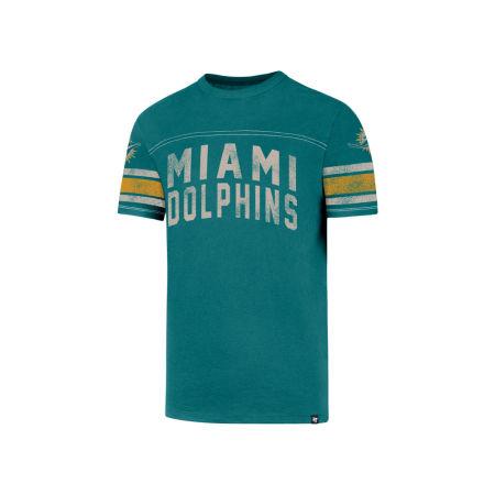 Miami Dolphins '47 NFL Men's Title T-Shirt