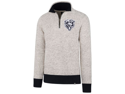Chicago Bears '47 NFL Men's Kodiak Quarter Zip Pullover