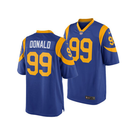 Los Angeles Rams Aaron Donald Nike NFL Men's Game Jersey