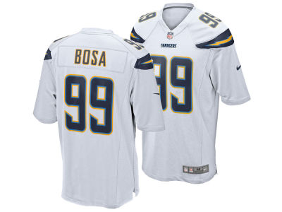 Los Angeles Chargers Joey Bosa Nike NFL Men's Game Jersey
