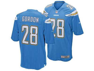 Los Angeles Chargers Melvin Gordon Nike NFL Men's Game Jersey