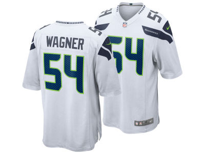 Seattle Seahawks Bobby Wagner Nike NFL Men's Game Jersey