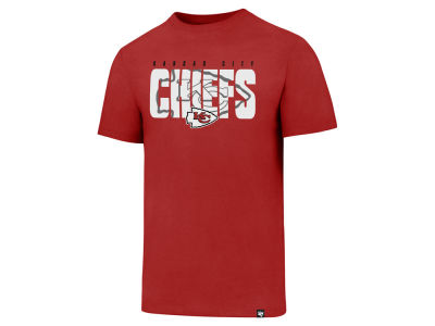 Kansas City Chiefs '47 NFL Men's Fade Route Club T-Shirt