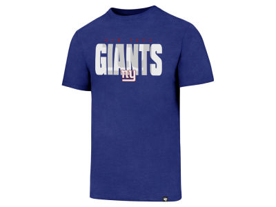 New York Giants '47 NFL Men's Fade Route Club T-Shirt