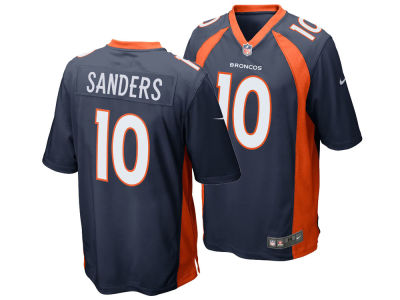 Denver Broncos Emmanual Sanders Nike NFL Men's Game Jersey
