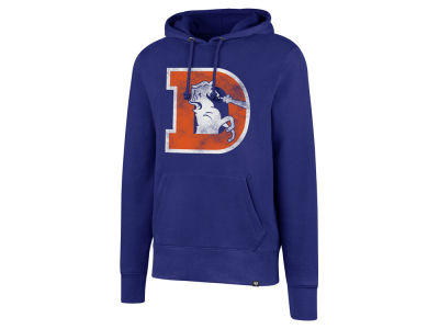 Denver Broncos '47 NFL Men's Retro Knockaround Hoodie
