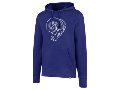 Los Angeles Rams '47 NFL Men's Retro Knockaround Hoodie