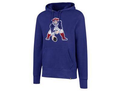 New England Patriots '47 NFL Men's Retro Knockaround Hoodie