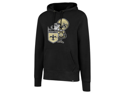 New Orleans Saints '47 NFL Men's Retro Knockaround Hoodie