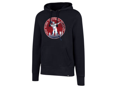 New York Giants '47 NFL Men's Retro Knockaround Hoodie