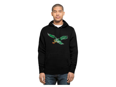 Philadelphia Eagles '47 NFL Men's Retro Knockaround Hoodie