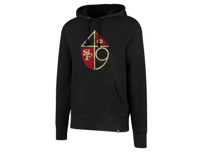 San Francisco 49ers '47 NFL Men's Retro Knockaround Hoodie