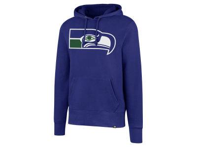 Seattle Seahawks '47 NFL Men's Retro Knockaround Hoodie