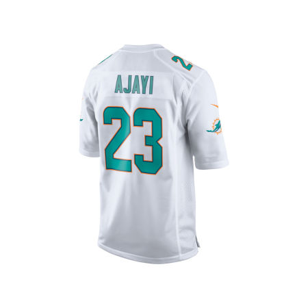 Miami Dolphins Jay Ajayi Nike NFL Men's Game Jersey